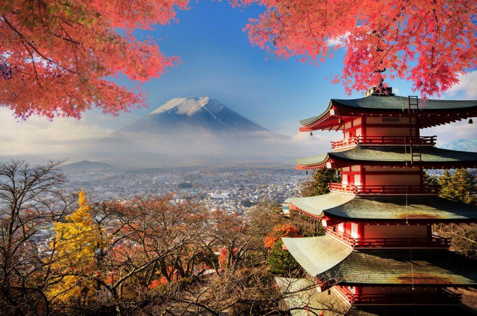 Топ-5 вещей, чтобы сделать в Японии, пока вы все еще можете